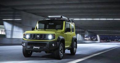 Leállíthatják a Suzuki Jimny európai értékesítését