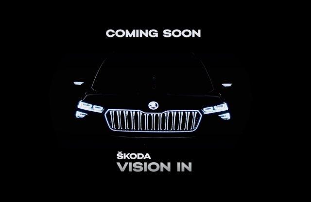 Kedvcsináló videó a Skoda Vision IN koncepcióautóról