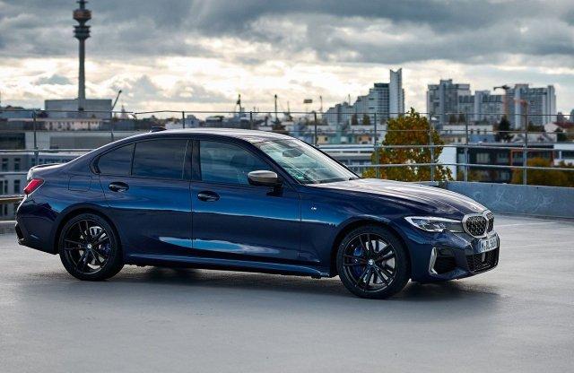 Soha nem készült még ilyen erős dízel 3-as BMW