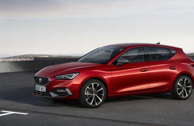 Megérkezett a SEAT legfontosabb modellje: az új Leon