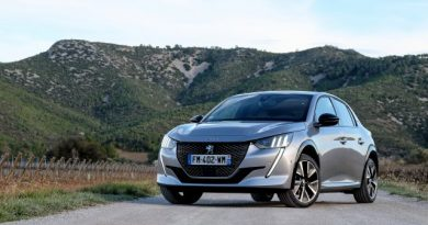 Forma és hajtás tökéletes harmóniában – Peugeot e-208
