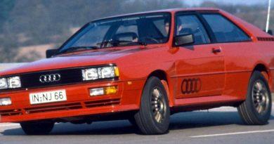 40 éves az ős-quattro – Egy csipet Audi történelem