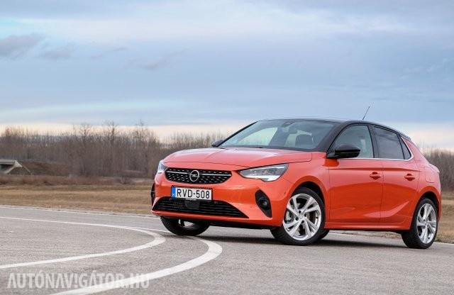 Csak könnyedén – Opel Corsa teszt