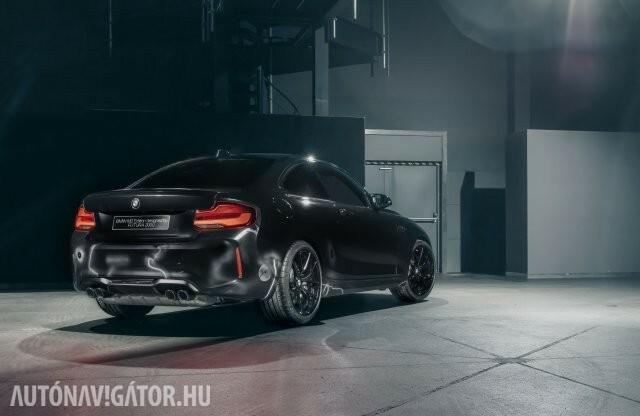 Egy limitált szériás BMW M2 Competition a lázadóknak