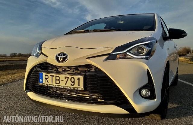 Absztinens sporttörpe – Toyota Yaris GR Sport Edition teszt