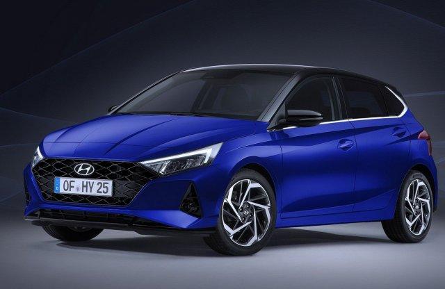 Teljes valójában látható az új Hyundai i20
