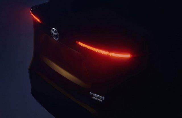 Sejtelmes képet mutatott a Toyota az új SUV modelljéről