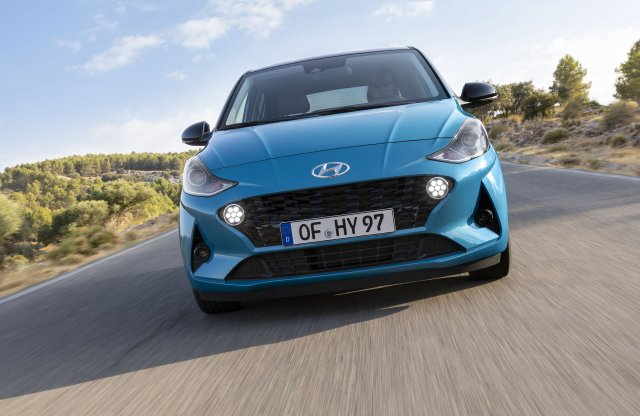Hazánkba is megérkezett az új Hyundai i10