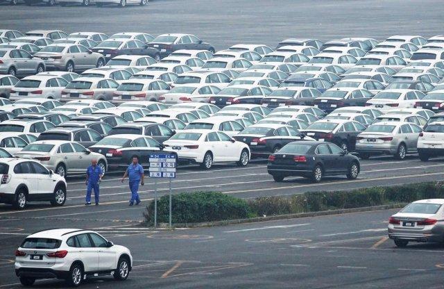 A magyar és a kínai autópiac mérete rohamosan közelít egymáshoz