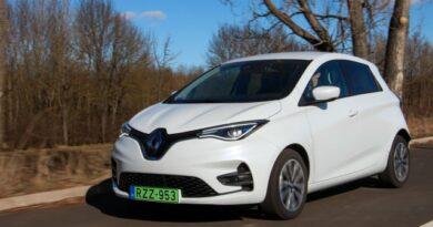 Vajon mit tud az új Renault Zoe? Kifaggattuk!