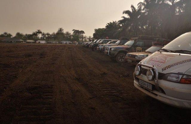 Valutahiányt okozott a Budapest-Bamako autóvására Freetownban
