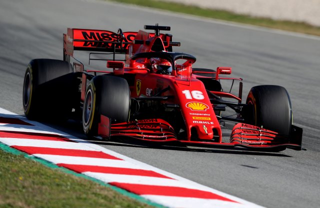 A Ferrari csapatfőnöke szerint nem elég gyors a 2020-as autójuk