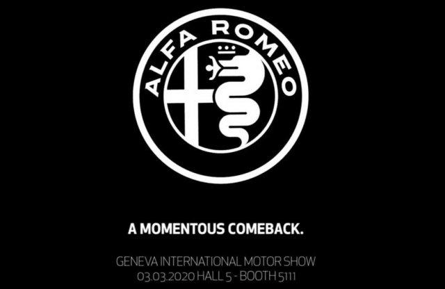 Nagy visszatérésre készül az Alfa Romeo