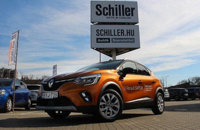 Francia magaskényelem – Renault Captur TCe 100 villámteszt