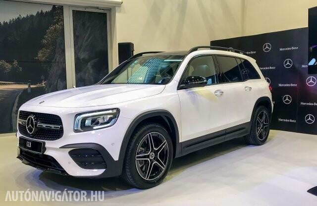 10 millió forint alatti családi SUV-t hoz a Mercedes-Benz