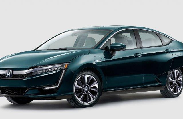 Eltűnik a Honda Clarity elektromos változata