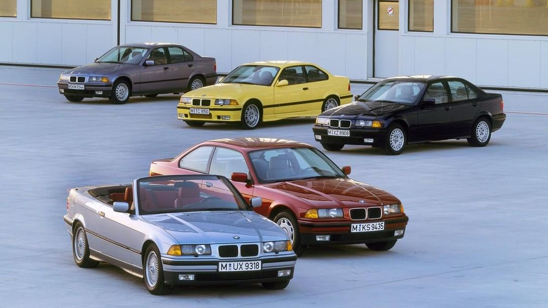BMW 3-AS SOROZAT