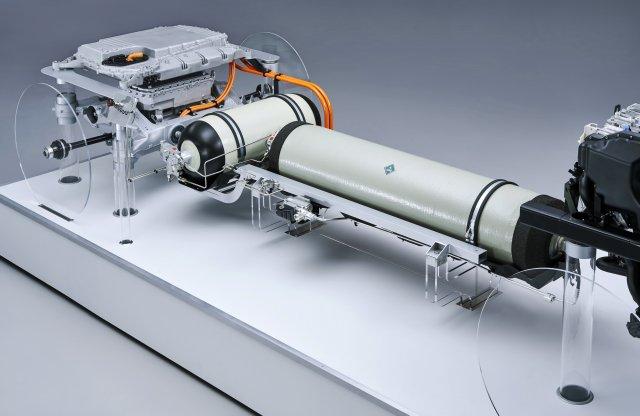 Fontos részletek érkeztek a BMW hidrogénhajtásáról