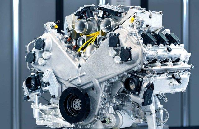 A hibrid V6 lesz a szupersportautók új slágere?