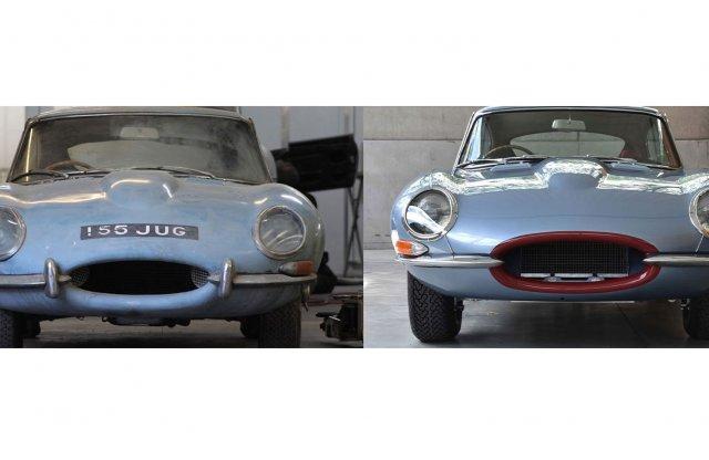 Restaurálták az autótörténelem egyik legikonikusabb modelljét