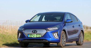 Bűntelenül és büntetlenül – Hyundai Ioniq Electric teszt