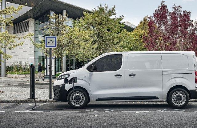 Új villanyfurgont mutatott be a Citroën