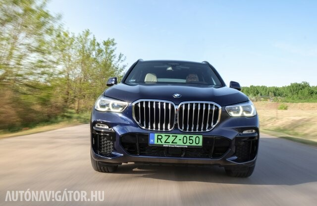 Majdnem Rolls-Royce – BMW X5 45e teszt