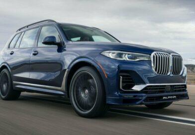 Az Alpina óriása lényegében az X7 M, amit a BMW sosem merne