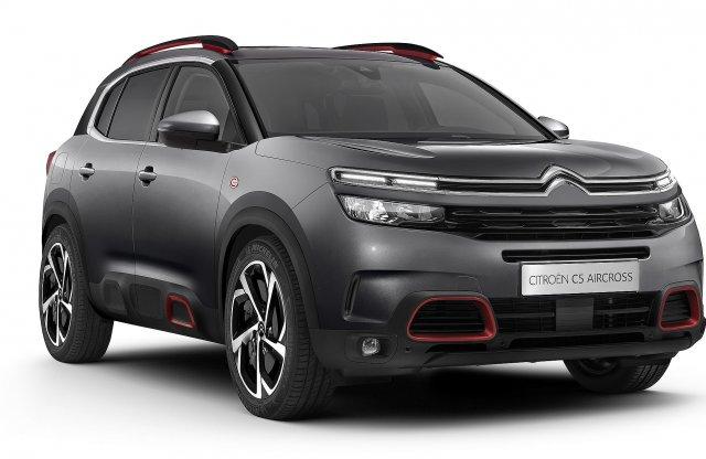 A Citroën C5 Aircross is speciális szériát kap
