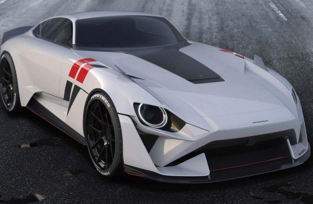 Olcsóbb és menőbb lehet a Nissan 370Z utódja a Toyota Supránál