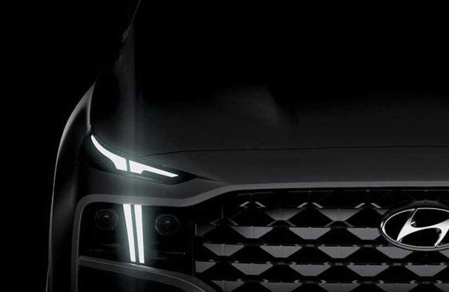 Alaposan megújul a Hyundai Santa Fe