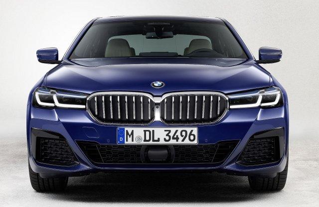 Élesebb vonalakkal frissült a BMW 5-ös és 6-os sorozat