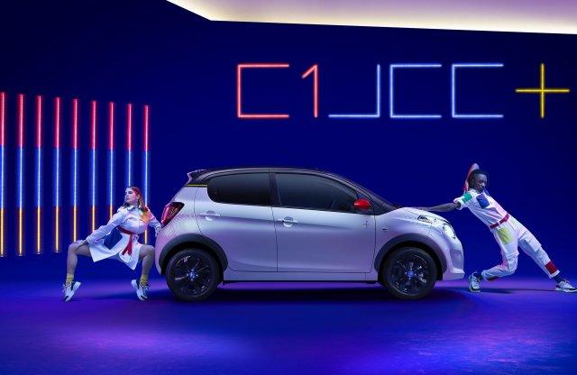 Művészi és stílusos a Citroën minijének új különkiadása