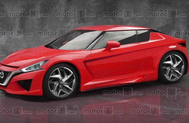 Kiderültek a részletek a Nissan új sportkocsijáról