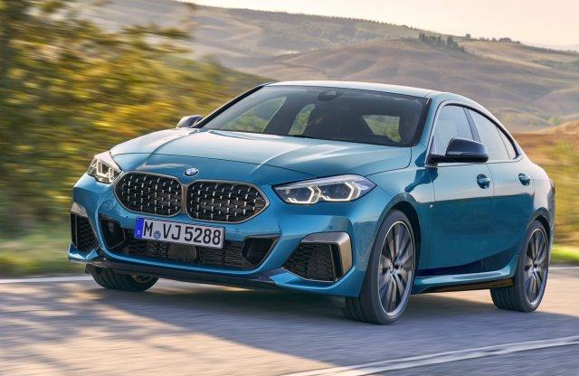 Rosszfiús BMW kezdőknek – BMW 2 Gran Coupé