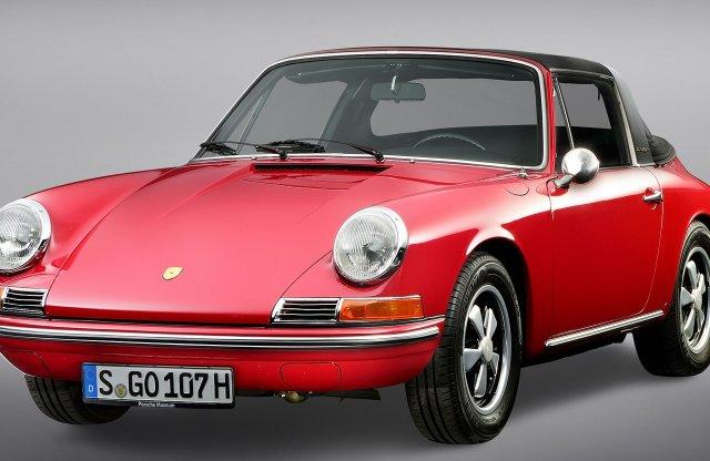 Majdnem kabrió – Porsche 911 Targa történelem