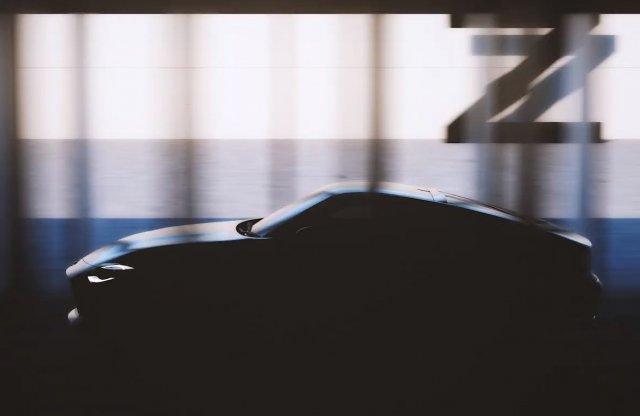 Így fog kinézni az új Nissan Z sportkocsi!