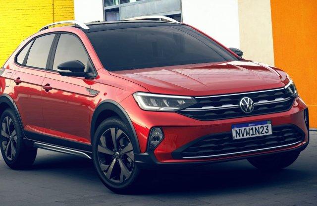Brazíliának már van Volkswagen SUV-kupéja