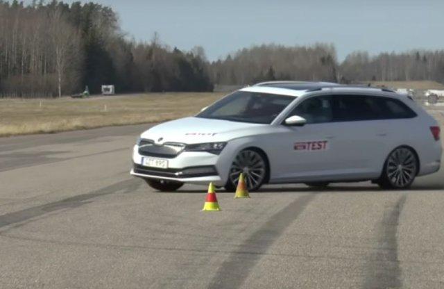 Így bukták el a VW termékei a jávorszarvas-tesztet