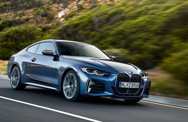 A rácson túl – Itt az új 4-es BMW!