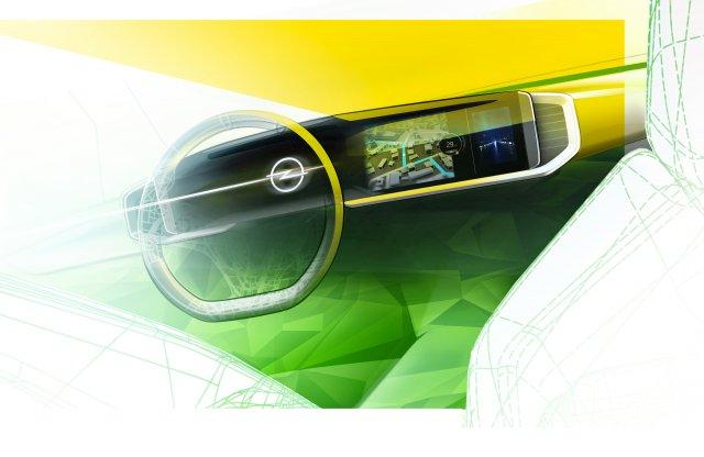 """""""Digitálisan detoxikált"""" beltér lesz az Opel Mokkában"""