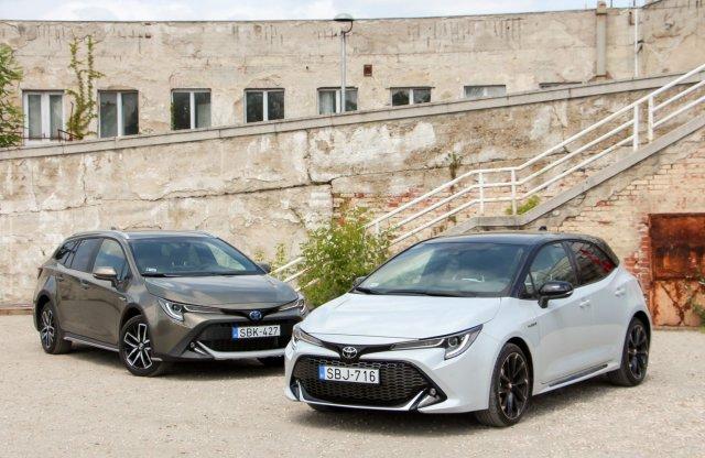 Új verziók: sportos és szabadidőautós is lehet a Toyota Corolla