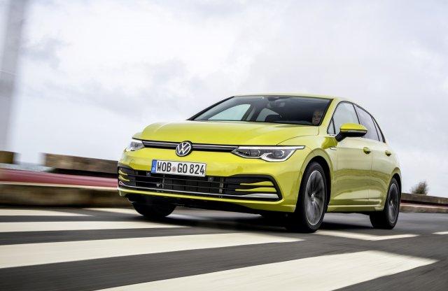 Kijavították a 8. generációs VW Golf szoftverhibáját