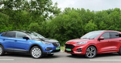 Zöldek, a maguk módján – Ford Kuga vs. Opel Grandland X