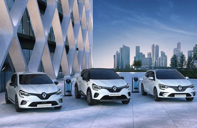 Mutatjuk az új hibrid Renault-k magyar árait!