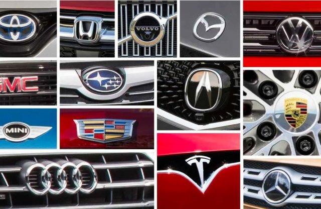 Tudod mennyit érnek a legértékesebb autómárkák? Mutatjuk!