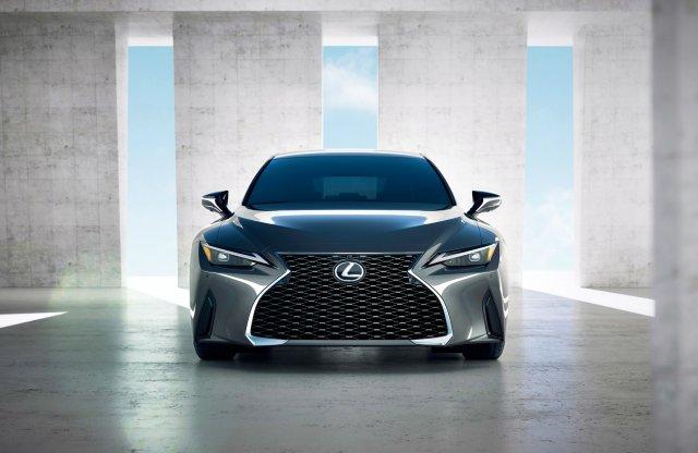 Ismét lesz V8-as Lexus IS!