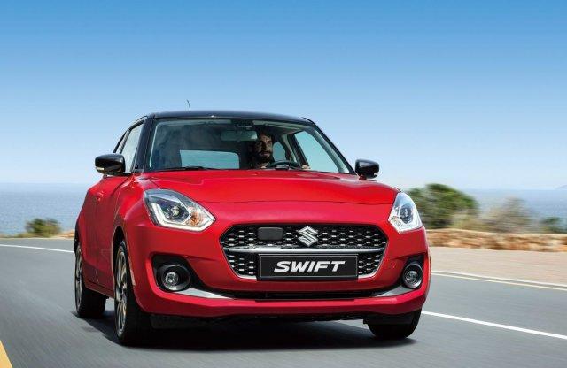 Plusz erőt nem, de jobb fogyasztást hoz az új Suzuki Swift