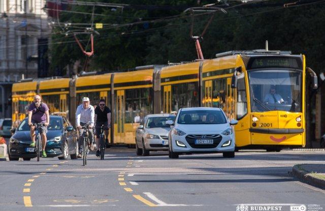 Miért jó nekünk a bringasáv? Mire figyeljünk rajta?