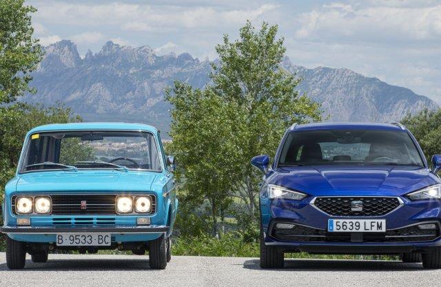 Nem csak a Lada, a SEAT 1430 is idén 50 éves – nézd meg fotóit!